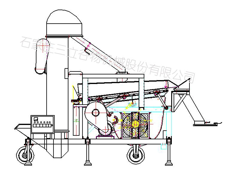 How to choose oil sunflower seed cleaning machine